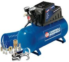 Campbell Hausfeld 3-Gal. Inflation and Fastening Compressor FP209499AV New