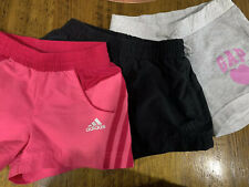 Girls Sport Short Bundle X 3 . Adidas & Gapkids Size 7-8
