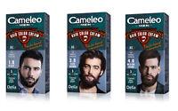 Delia Cameleo Colore Crema Barba & Baffi per Capelli Grigi Cover Tinta Crema