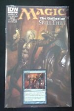 IDW Standstill Promo w/ Comic Magic the Gathering Spell Thief #3 NEW NM MTG Card