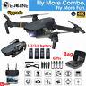 Eachine E58 WIFI FPV 4K HD Camera 2.4G 4CH 6 Axis RC Drone Quadcopter w/ Bag US