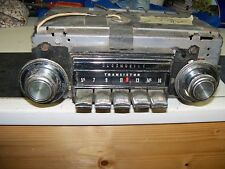 Working Original 1969 Oldsmobile Cutlass AM Radio GM Delco Serviced 93APB1 Knobs