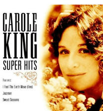 CD Album Carole King Super Hits (Corazon, Sweet Season) 2000 Sony Epic