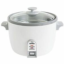 Zojirushi NHS-10 6 Cup Rice Cooker/Steamer & Warmer