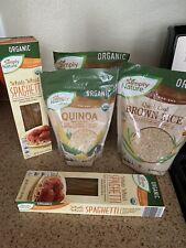 Organic Pantry Rice, Spaguetis Pasta, Quinoa