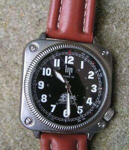 Ancienne Montre Lip Croix du Sud Vintage Watch