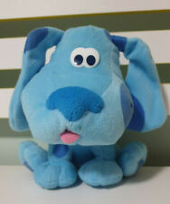 BLUES CLUES PLUSH TOY SOFTY 19CM NANCO CHARACTER TOY 2002 NICKELODEON