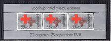 Holanda Cruz Roja Hojita del año 1978 (DA-123)