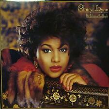 Cheryl Lynn(Vinyl LP)It&'s Gonna Be Right-CBS-CBS 26497-UK-Ex/Ex+