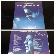 """FRED BONGUSTO """"UNA CANZONE PER BALLARE"""" RARO LP 1991 - SIGILLATO"""