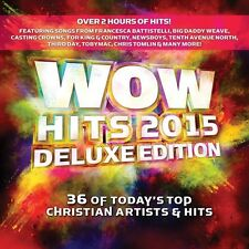 Various Artists - Wow Hits 2015 / Various [New CD] Deluxe Edition