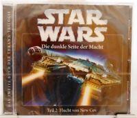 STAR WARS + CD + Flucht von New Cov + Original Hörspiel + Dunkle Seite der Macht