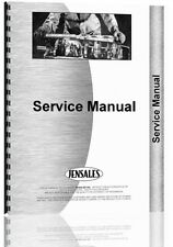 Ford H48 Excavator Service Manual FO-S-H48 EX