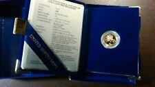 1989 American Gold Eagle Proof (1/10 oz)