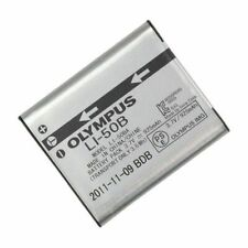 Olympus Li-50B Rechargeable Li-Ion Battery for Select Olympus Cameras