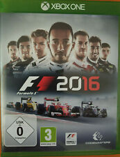 F1 2016 Limited Edition - xBox One - Spiel - Game