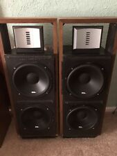 ESS AMT SPEAKERS. Eclipse M122. Heil RARE New Woofers
