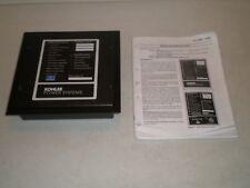 New! Kohler GM62516-KP3 RSA II Annunciator Panel for Generator GM60399-2 GM59924