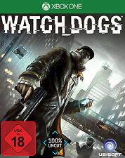 Watch Dogs (Microsoft Xbox One, 2014)
