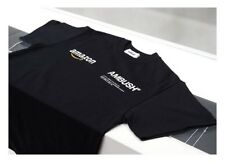 AMBUSH X AMAZON COLLAB AW18 Black T Shirt 2 L / MEDIUM JAPAN
