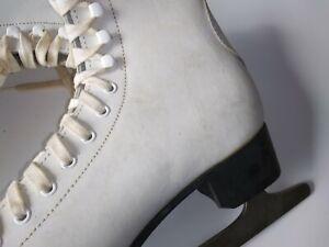 Hudora Lucy White Woman's/Girls's Figure Skate - AU Size 41 - No box