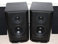 1 Paar Bowers & Wilkins  B&W DM302  Lautsprecher Boxen black schwarz  sehr gut