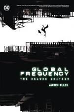 GLOBAL FREQUENCY DELUXE EDITION HARDCOVER Collects #1-12 DC Comics HC