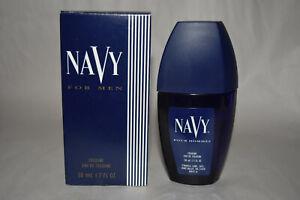 NIB NAVY for men Cologn eau de cologne 1.7 oz