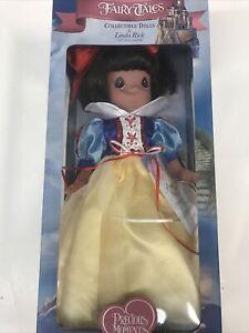 "Disney Fairy Tales Precious Moments Snow White  12"" Doll"