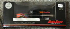 1/24 auto zone 57 chevy nomad wagon bank orange flames