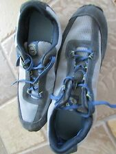 TIMBERLAND HIKING TRAIL ATHLETIC SHOES WOMENS 9 BLUE SUEDE SNEAKERS ATHLETIC