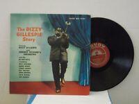 "Dizzy Gillespie,Savoy 12110,""The Dizzy Gillespie Story"",US,LP mono,1957 jazz,M-"