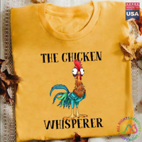 The Chicken Whisperer Short Sleeve T-shirt