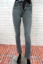 Pantalone SIVIGLIA Donna Woman Taglia Size 28 Jeans Woman Slim Fit  Top