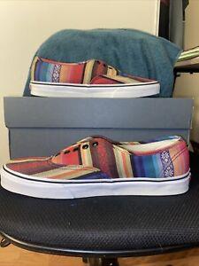 Vans Stripped Shoes: Size 10 Men/ Women 12