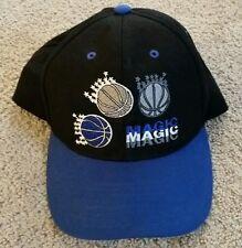 Vintage Orlando Magic SnapBack Hat NBA Basketball Pro Player Adjustable Cap