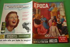 Période 1957 Audrey Hepburn Mel Ferrer + Olga Deterding+Ignazio Silone+Angelico