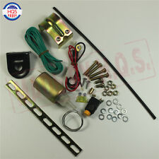 Trunk Release Solenoid Pop Truck Electric Open Kit Hatch Power Car Alarms