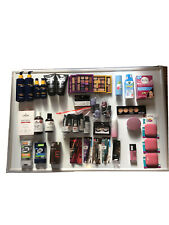 Lot Of 47 Variety Of Men's And Women's Personal Care Items Make up nail care