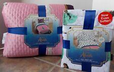 Aladdin Quilt + Sham + Sheet Set ~ NEW Jasmine Full Size