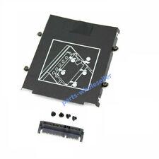 for HP EliteBook Folio 9460M 9470M 9480M SATA HDD Hard Drive Caddy + Connector