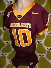 ARIZONA STATE UNIVERSITY SUN DEVILS team issued sewn football jersey men's S ASU