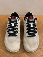 Reebok CrossFit CF74 Ivory and White Womens Shoes Size 7