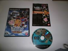 JEU PLAYSTATION 2 JAP (PS2): DIGIMON SAVERS ANOTHER MISSION - Complet TBE