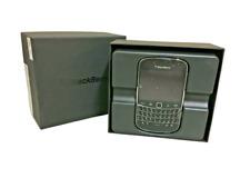 BlackBerry Bold 9900 Smartphone AZERTY Keypad - Black