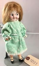 "8"" Antique German Bisque Head Googly Armand Marseilles Doll! Adorable! 18121"