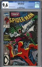 Spider-Man #2 CGC 9.6 NM+ Lizard Appearance WHITE PAGES