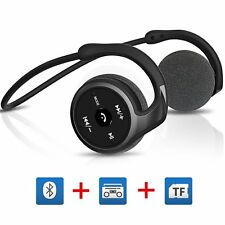 Titita Bluetooth Headset, Bluetooth 4.1 Stereo Over-Ear Sport Bluetooth