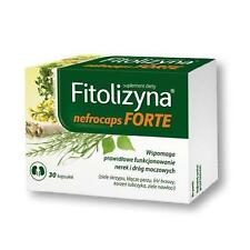 FITOLIZYNA Nefrocaps Forte 30/60/120/150 tabl. In urinary tract infections