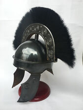 Fully Wearable Medieval Collectible Rome HBO Armour Helmet Larp Reenactment